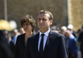 Macron: bombarderemo la Siria, Assad può restare
