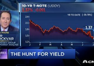 Bond, analista: è una
