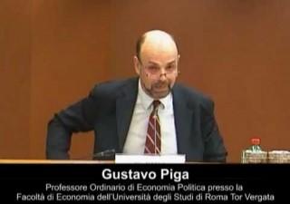 """Economia Italia: """"cannone degli investimenti pubblici"""" - a salve"""
