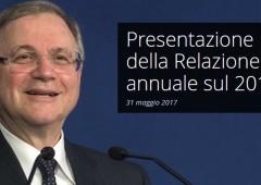 Bankitalia: antiriciclaggio, record di operazioni sospette nel 2016