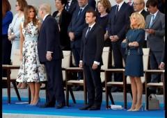 """Politica: Macron e l'amore """"a stelle e strisce"""""""