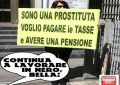 """Il """"contante della prostituta"""": le tasse si pagano"""