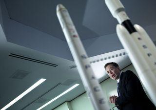 La nuova frontiera, Etf sui viaggi spaziali