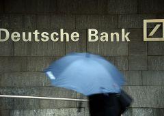 """Deutsche Bank speculò sull'Italia, ma """"Tesoro non riscontrò anomalie"""""""