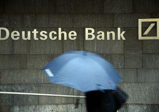 Deutsche Bank speculò sull'Italia, ma