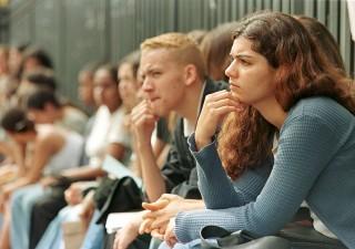 Ocse: giovani italiani poveri, senza lavoro e senza pensione