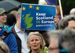 Scozia rigetta Brexit Bill, si teme referendum secessione