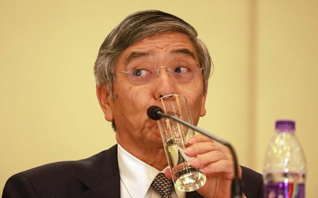 Kuroda della Banca del Giappone: acquisto illimitato titoli decennali