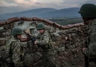 Curdi affiliati agli Usa e Turchia sull'orlo di una guerra