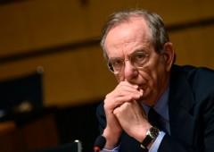 """Affondo Padoan: """"missione del nuovo governo è punire l'economia"""""""