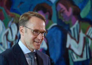 Bce, Weidmann: l'era del denaro facile è finita
