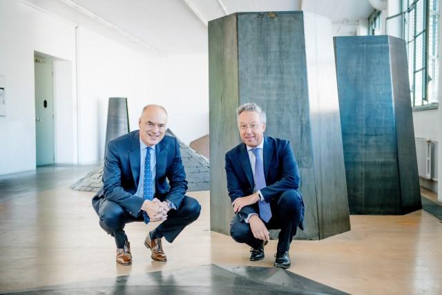 Lionel Aeschlimann e Renaud Dutreil, Mirabaud
