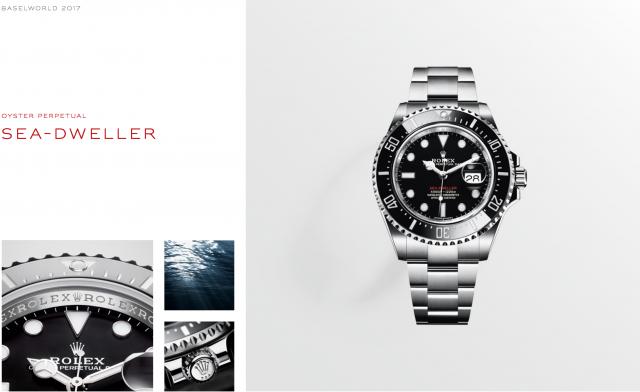 Rolex Oyster Sea-Dweller
