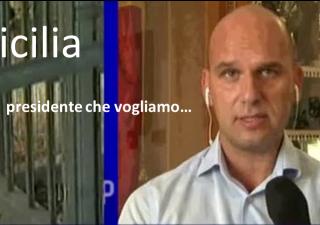 Politica siciliana – Angelo Cambiano, candidato alla Presidenza regionale!