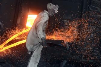 Speculazioni folli in Cina sulle leghe metalliche