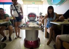 In Cina arriva un esercito di lavoratori robot