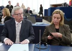 I commissari Ue spendono mezzo milione di euro in due mesi per missioni di lavoro