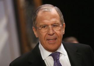 Ministro Lavrov: