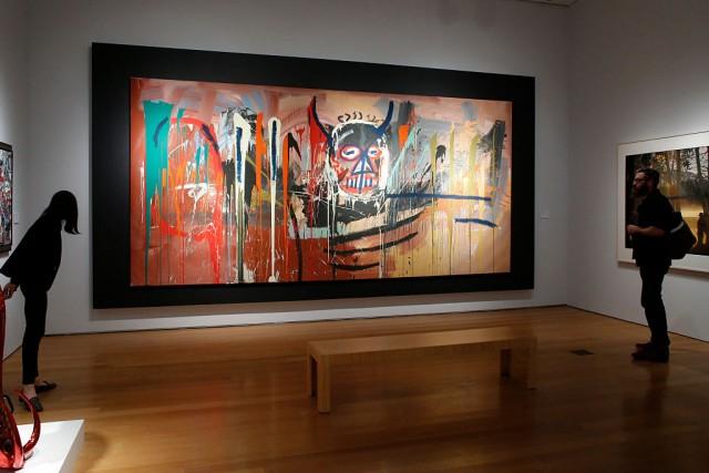 Chistie's, 29 aprile 2016: in esposizione 'Untitled' di Jean-Michel Basquiat