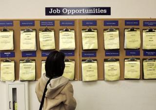Occupazione: quando ci sarà la ripresa dei posti di lavoro persi?