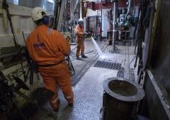 Debito 'monstre': Seadrill fa crac, titolo -40%