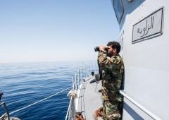 Italia va in guerra in Libia: navi sotto la minaccia dei bombardamenti