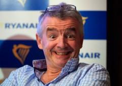 O'Leary (RyanAir): il futuro di Alitalia? Uno spezzatino