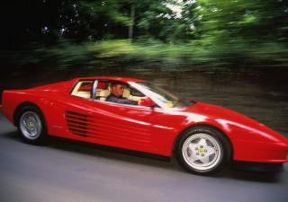Ferrari storiche, da inizio 2017 quotazioni in calo