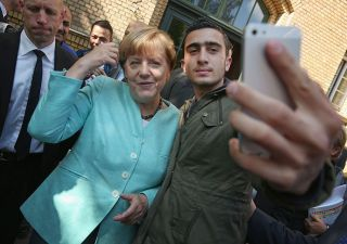 Merkel rischia, Bundestag: