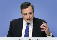 """L'addio di Draghi: """"Autorità fiscale centrale prossima sfida per l'euro"""""""