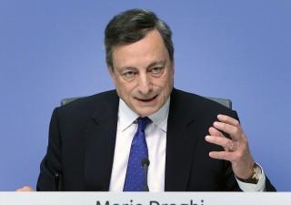 L'addio di Draghi:
