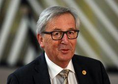 """Juncker: """"UE col vento in poppa"""", ma Grecia è al collasso"""