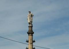 Usa contro Cristoforo Colombo: simbolo genocidio