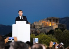 Macron: un piano per rendere l'Europa sovrana entro dieci anni