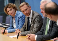 Il nuovo ministro dell'Economia della Germania e quindi dell'Europa