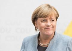 Merkel costretta ad allearsi con FDP e Verdi, chiederà altro rigore all'Italia