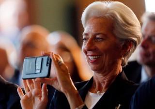 Lagarde: un giorno banchieri centrali saranno robot