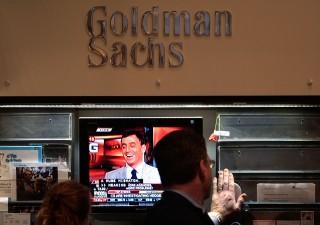 Brusca restromarcia per il Bitcoin. Goldman Sachs verso trading criptovalute