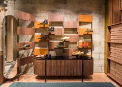 Gianvito Rossi sbarca a Milano con una nuova collezione