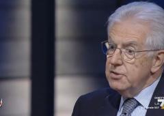 """Monti: """"rischio Italia non esiste"""", taglio tasse """"infattibile"""""""