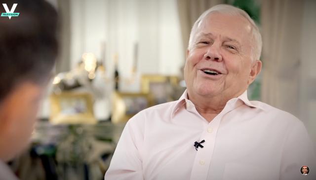 La leggenda degli investimenti Jim Rogers a colloquio con Steve Diggle per Real Vision TV