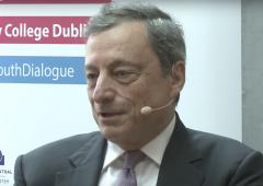 Draghi apre al Bitcoin come strumento di politica monetaria