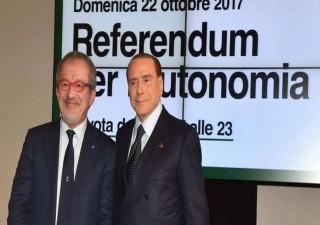 Referendum lombardo veneto: accozzaglia in movimento!