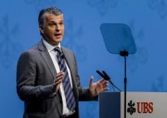 """Ermotti (UBS): """"Accorpamento banche in Europa è inevitabile"""""""