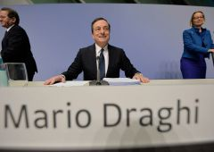 "Draghi: dalla tesi contro l'euro al ""whatever it takes"""