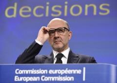 Lettera Ue frena la manovra: non è in linea con raccomandazioni