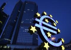 BCE apre a taglio tassi: Borse volatili, euro ai minimi da due anni