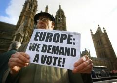 """""""In Ue ci sarà un bing bang e non sarà la Brexit"""""""