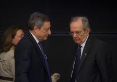 """Le critiche di Renzi al """"tecnocrate"""" Draghi"""