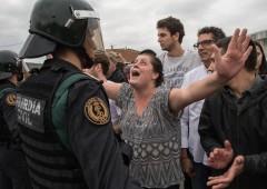Barcellona: la morte della democrazia